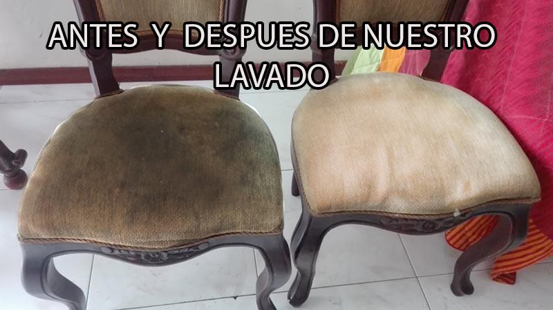 Lavado de muebles en Bogota, servicio a domicilio, lavado de muebles de sala, lavado de muebles