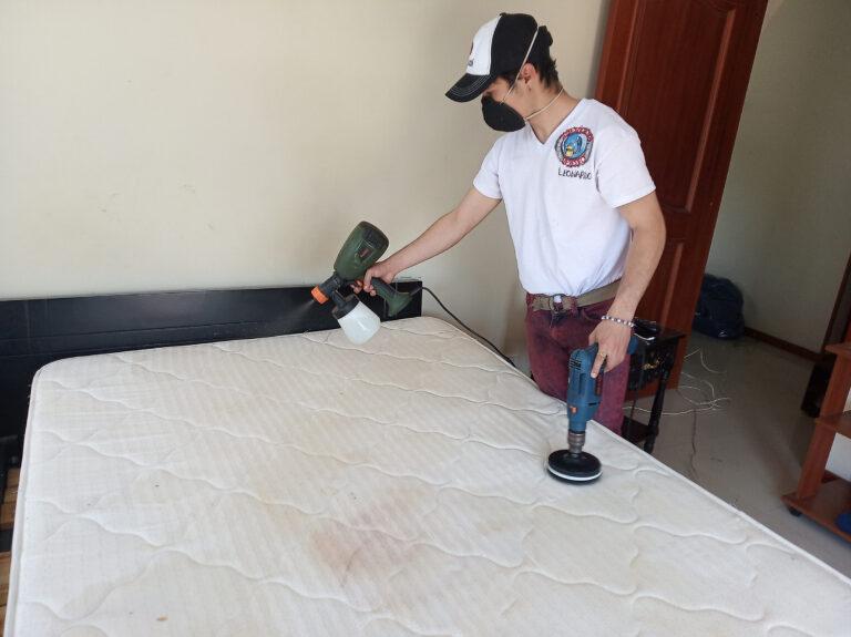 lavado de muebles a domicilio bogota
