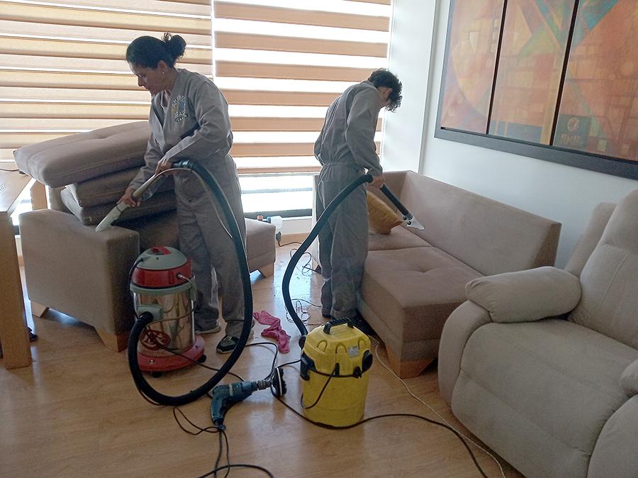 lavado de muebles y colchones a domicilio bogota
