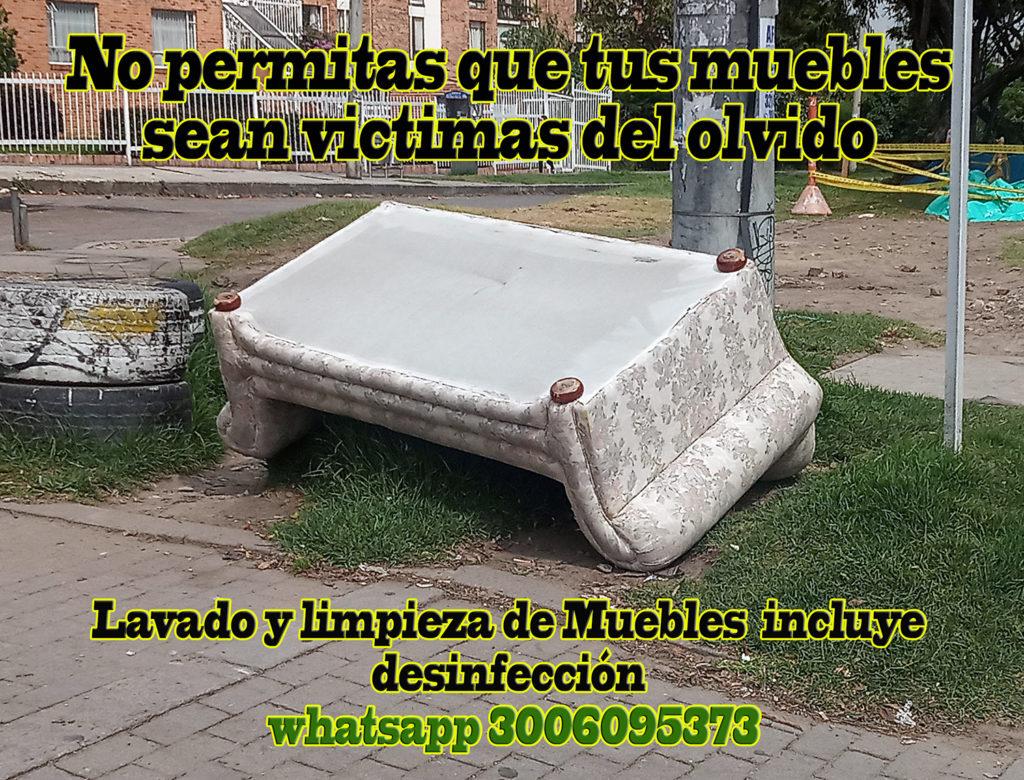 Lavado de muebles a Domicilio Servicio de lavado y limpieza de muebles a Domicilio Bogota